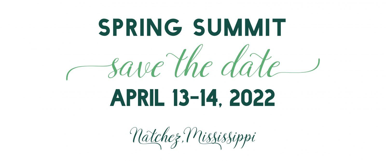 2022 Spring Summit